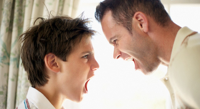 Don't blow up when they do. Try these tips to help your child control his anger.