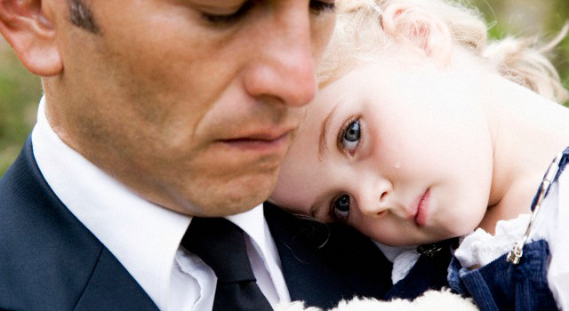 Help your children grieve properly when faced with the death of a loved one.